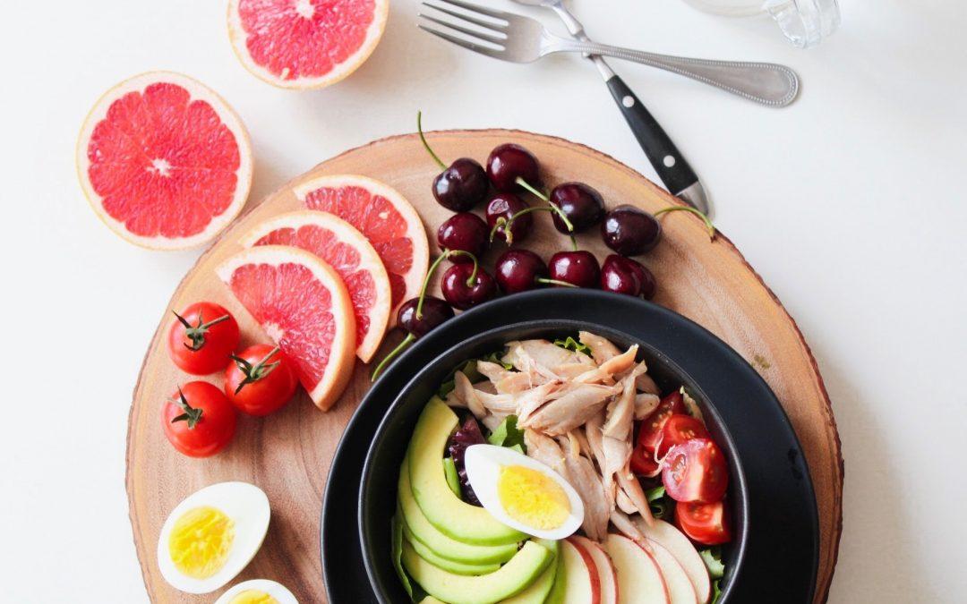 Het opbouwen van je voeding voor de beste prestatie