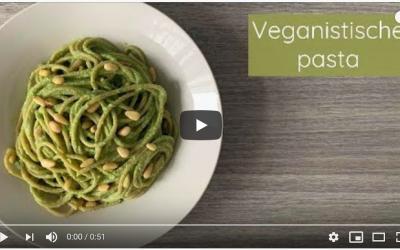 Recept vegan spaghetti